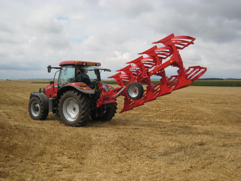 Испытываем трактор Case IH 500 Steiger Quadtrac