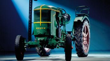 Agro Parts : Трактор Lamborghini R7 VRT з двигуном  DEUTZ  нові показники екологічності ( частина 1)