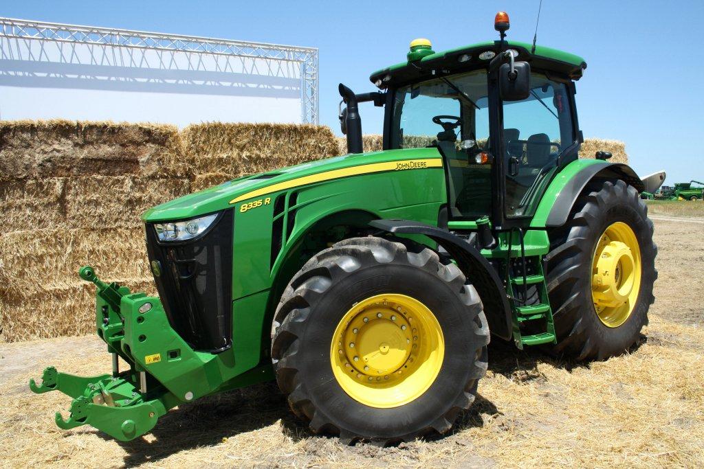 Райз это только трактора и комбайны John Deere или современный агрохолдинг по выращиванию посевного материала.